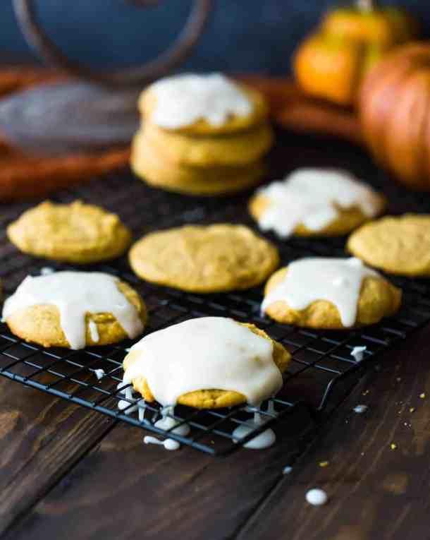 Pumpkin Cookies | Salt & Baker
