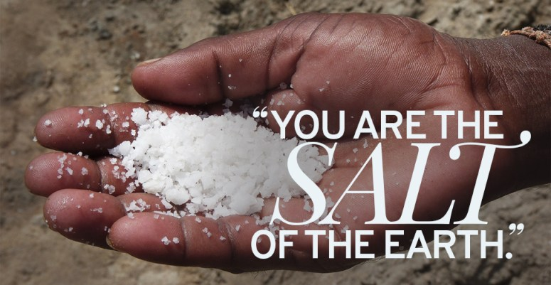 What does it mean to be Salt of the Earth? | Salt&Light