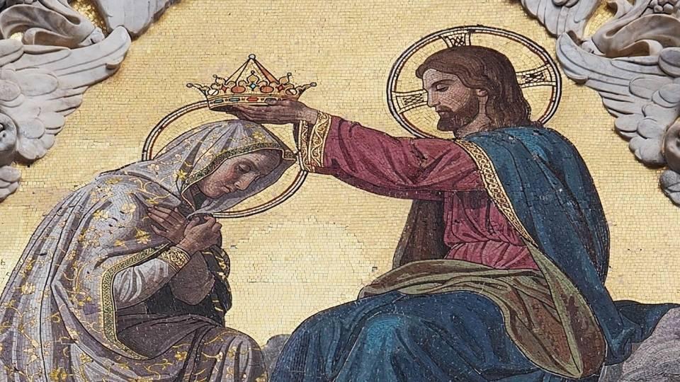 hail holy queen a