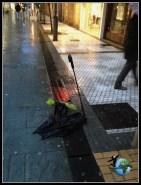 No hubo supervivientes en el temporal de San Sebastian.
