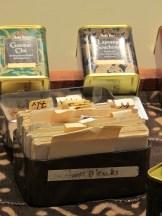 Customer preferential blend box