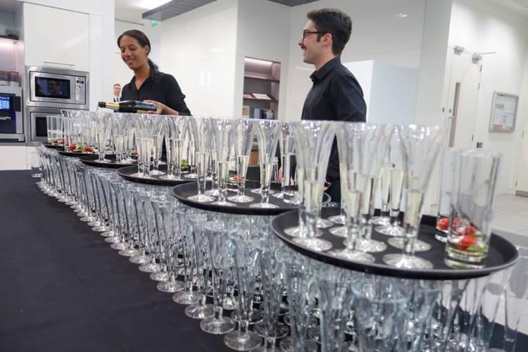 Party supply checklist glassware