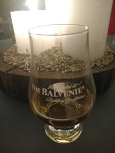 The Balvenie 14yr old tasting