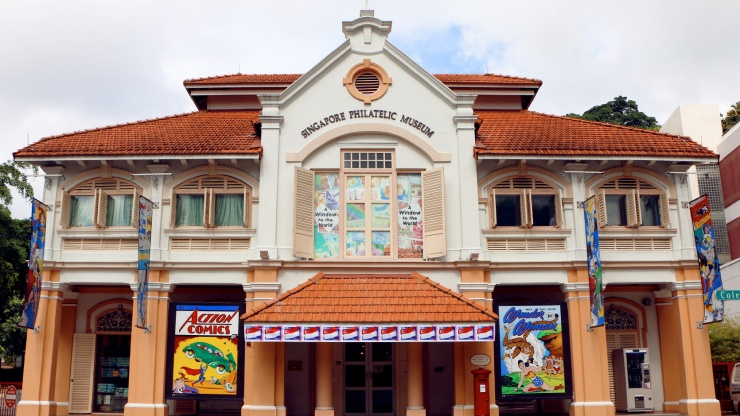 Museums of Singapore