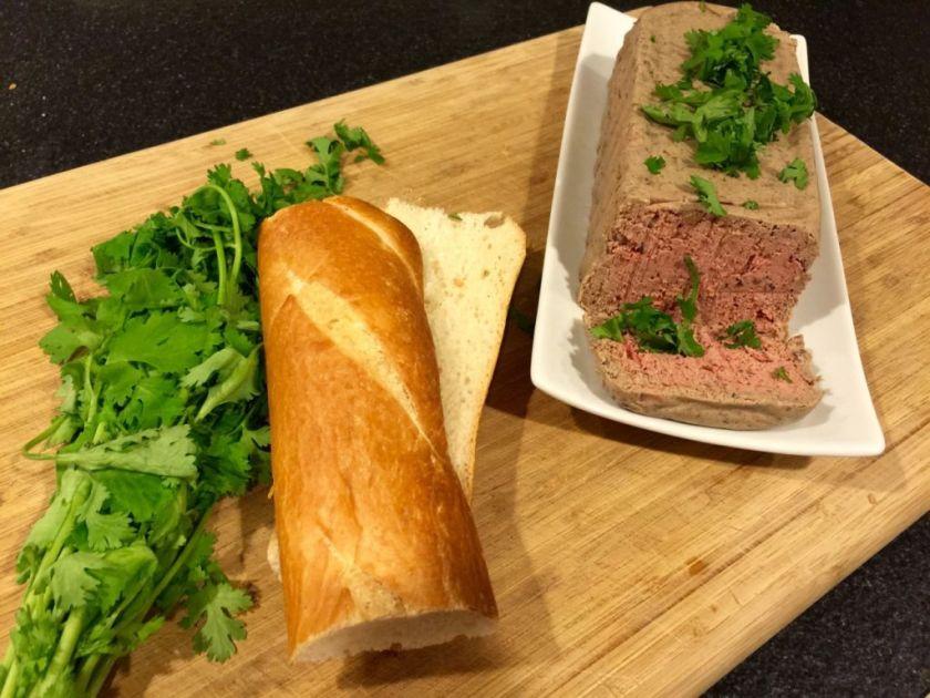 Shinsato pork liverwurst