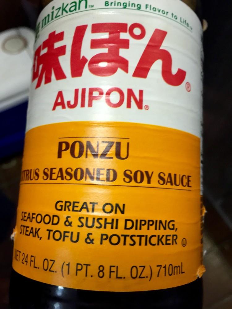 Ajipon Ponzu
