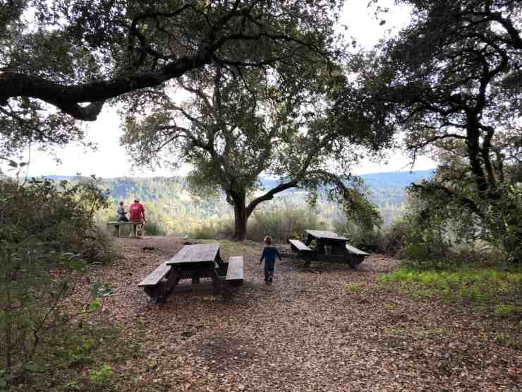 Quail Hollow Ranch Hikes