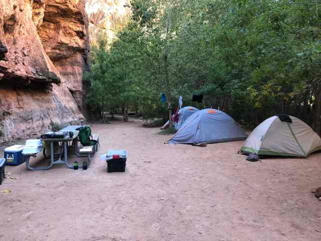 Havasu Falls hiking tour