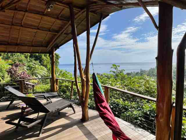 vanira lodge in Tahiti is one of the best places to stay