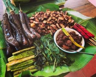 Filipino food always on the weekends