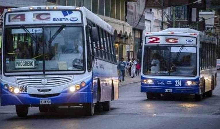 Desde hoy se suman al transporte público a los trabajadores del comercio