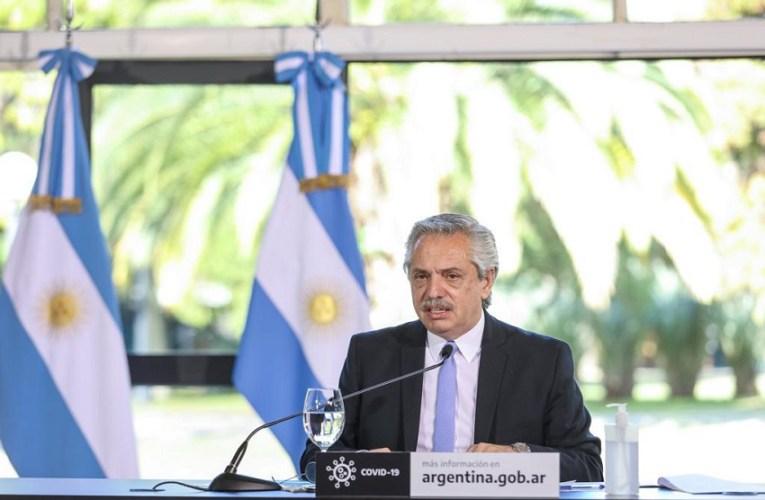 Se anuncia una nueva fase del aislamiento social, preventivo y oblicagorio en Buenos Aires.