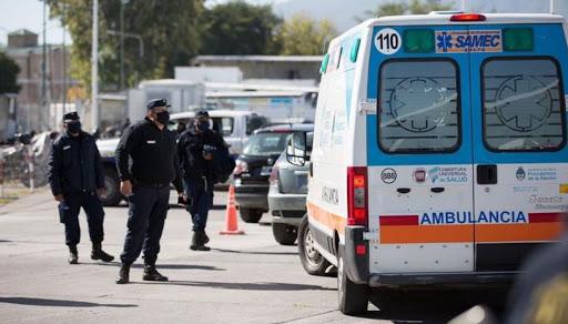 Activan el protocolo covid en el barrio circulo por bolivianos que volvieron a Salta