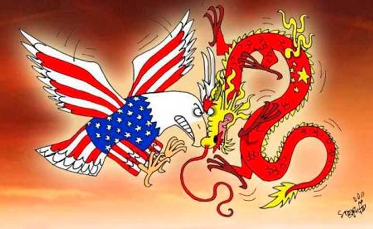 """EEUU y China en la lucha por el nuevo """"orden"""" mundial"""