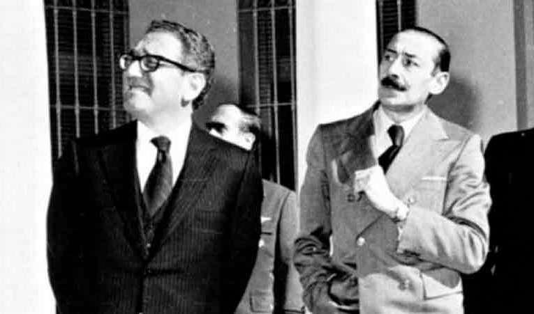 EE.UU. apoyó el golpe de estado de 1976 Nuevos informes revelan como el gobierno estadounidense ayudo a la dictadura en Argentina