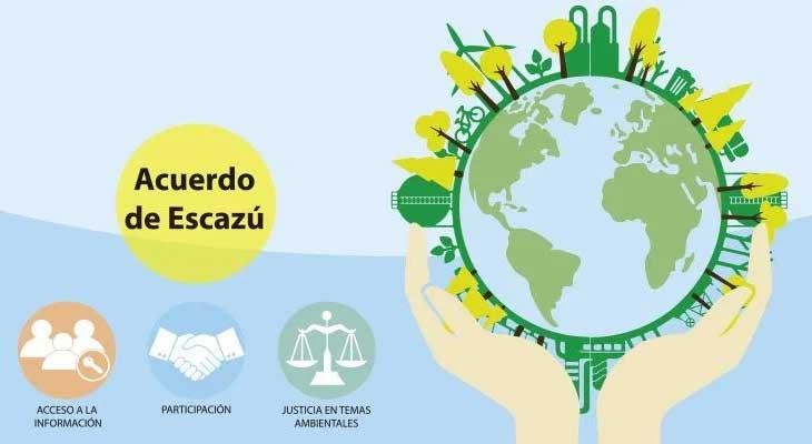 Día Internacional de la Madre Tierra Entrada en vigor el Acuerdo de Escazú