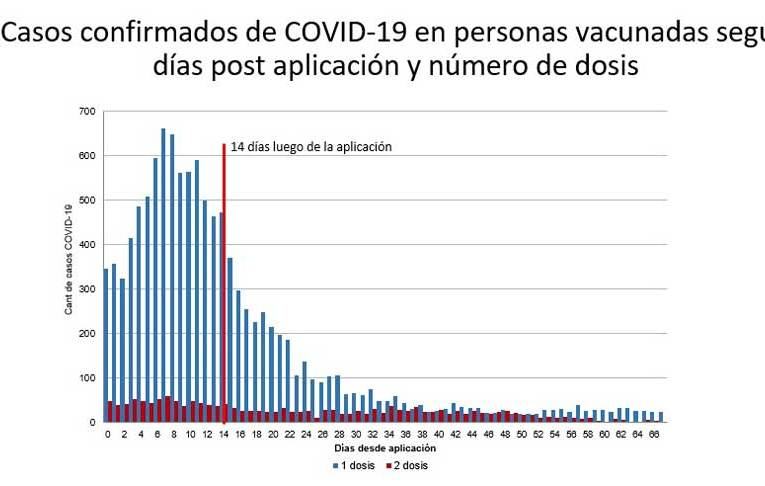 Menos del 0,2% de las personas vacunadas contrajeron COVID No se han registrado personas fallecidas entre aquellas vacunadas con dos dosis de vacuna.