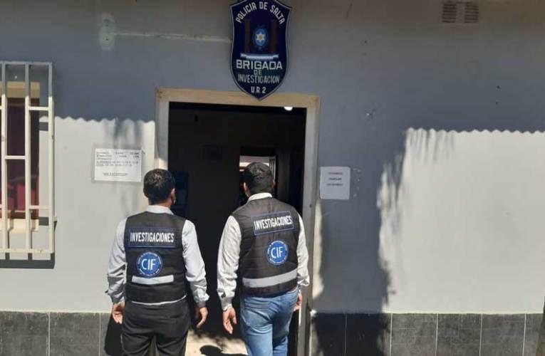 IMPUTAN A MIEMBROS DE LA BRIGADA DE INVESTIGACIONES DE ORÁN Torturas y paseo con amenaza de muerte