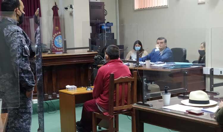 Juzgado por tentativa de femicidio Un recluso reconoció el plan homicida en cartas escritas a familiares y al juez