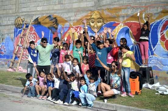 #CulturaUrbana para adolescentes y jóvenes