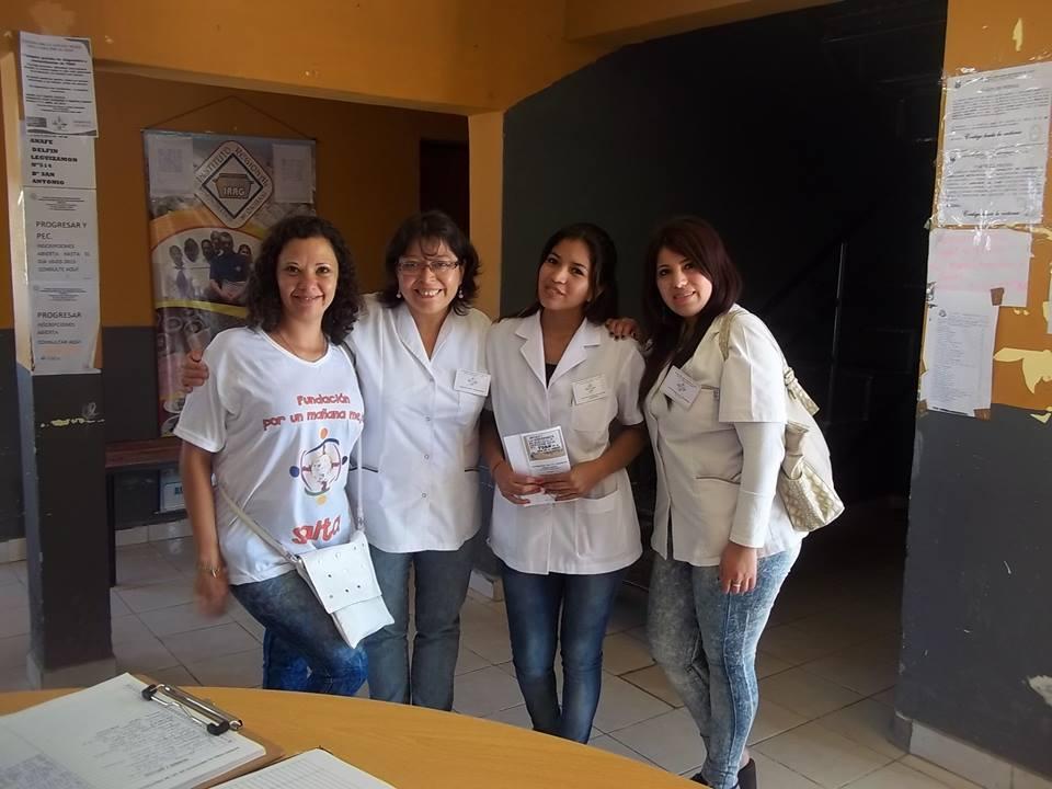"""Jornada de diagnóstico de la Fundación """"Por un Mañana Mejor"""""""
