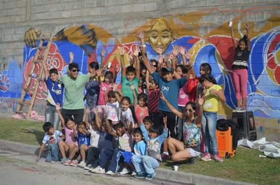 Con #CulturaUrbana niños y jóvenes subirán a escenario del Teatro Provincial