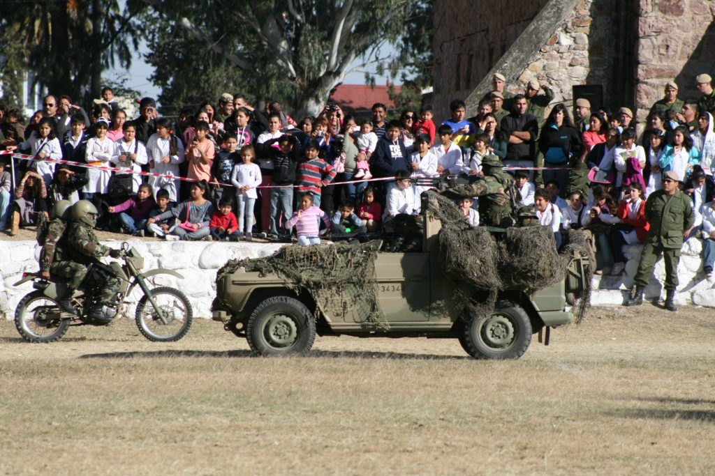 Múltiples actividades por el Día del Ejército Argentino en Salta