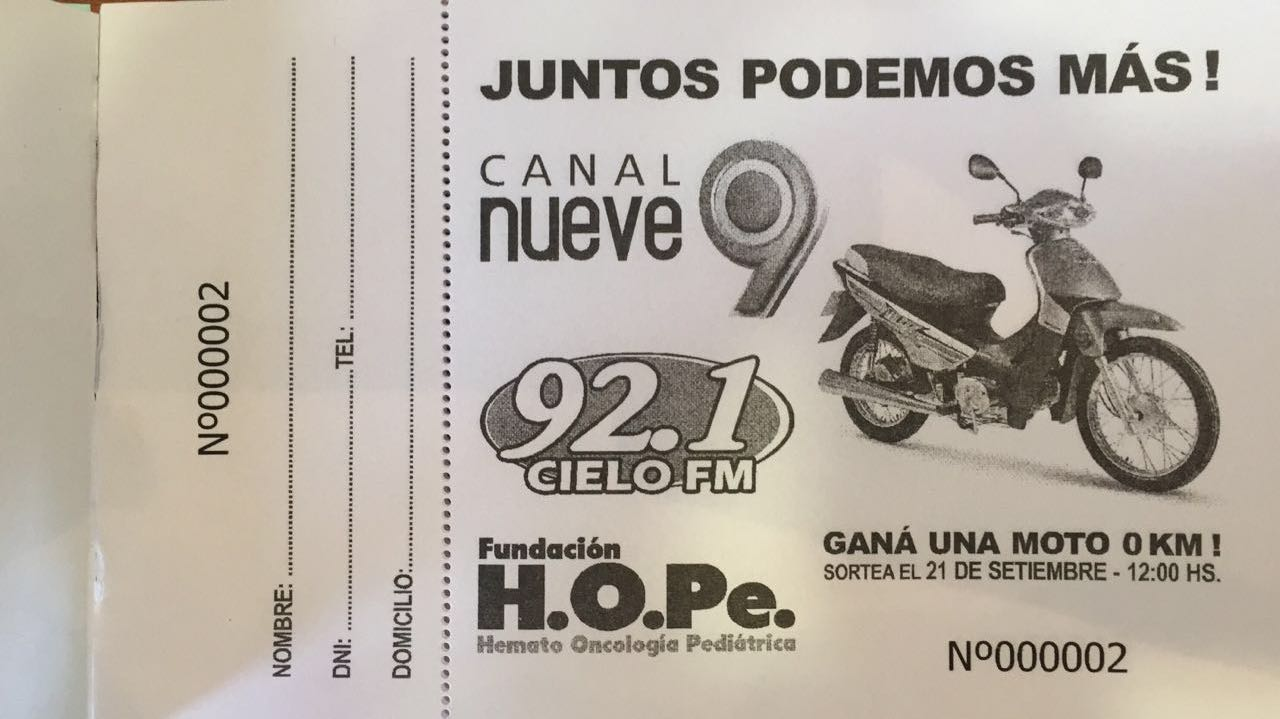 Dos medios de comunicación local premian la solidaridad de los salteños