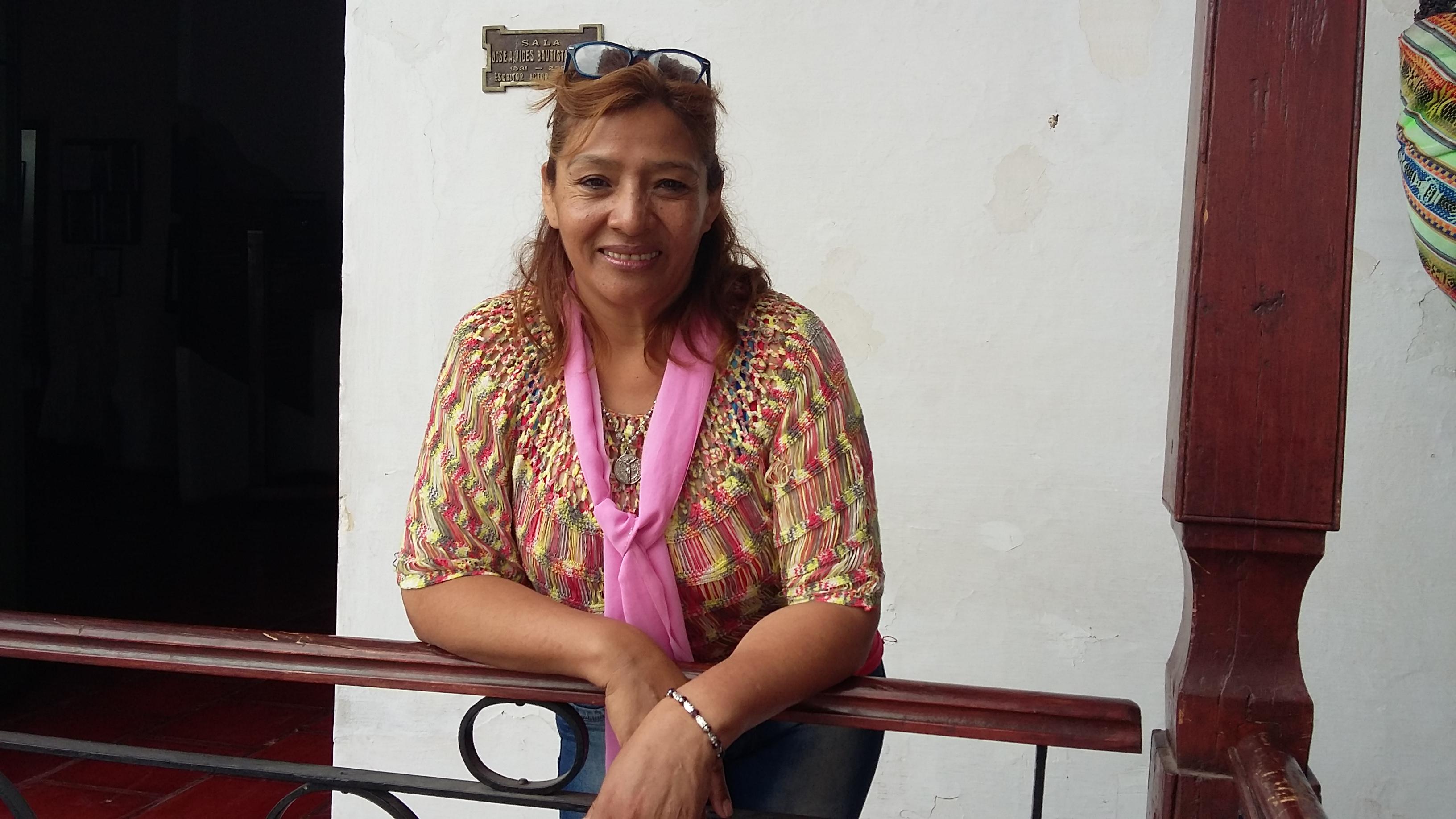 Historia de vida:  Irma Tolaba una mujer valiente que venció el cáncer