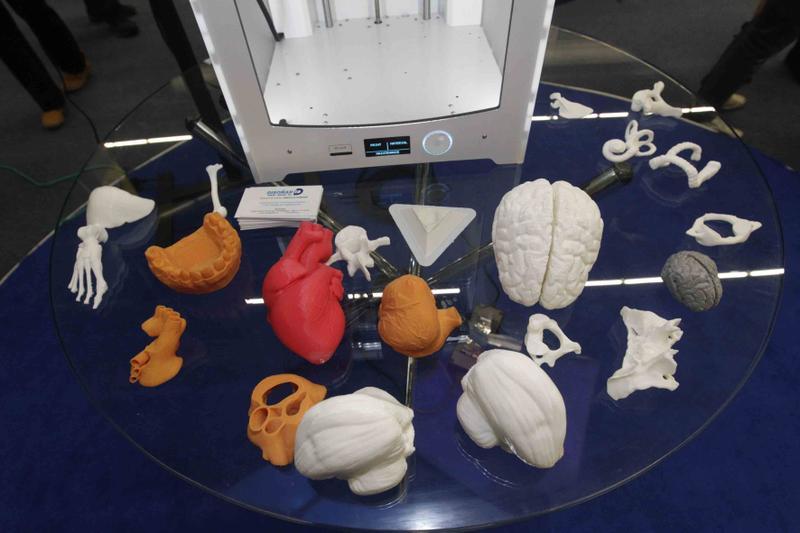 Extirparon un tumor y salvaron el pulmón gracias al uso de una impresora 3D