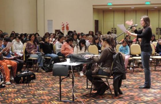 Preinscripciones para integrar el proyecto de Orquestas Infantiles y Juveniles de Salta