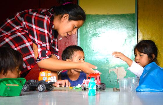 Abrirán centros de primera infancia en Orán, San Martín y Rivadavia