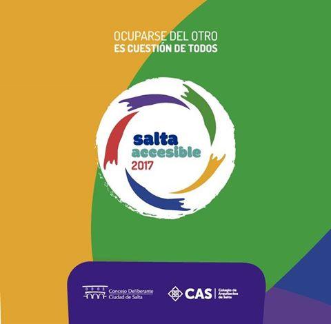 Colegio de Arquitectos de Salta presenta el programa Salta Accesible