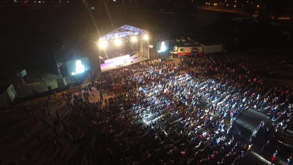Más de 10 mil personas disfrutaron el Festival  Extremo Amor 2017 #AhoraSi