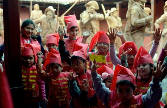 El Museo Güemes ya fue visitado por más de 14.200 chicos de diferentes escuelas