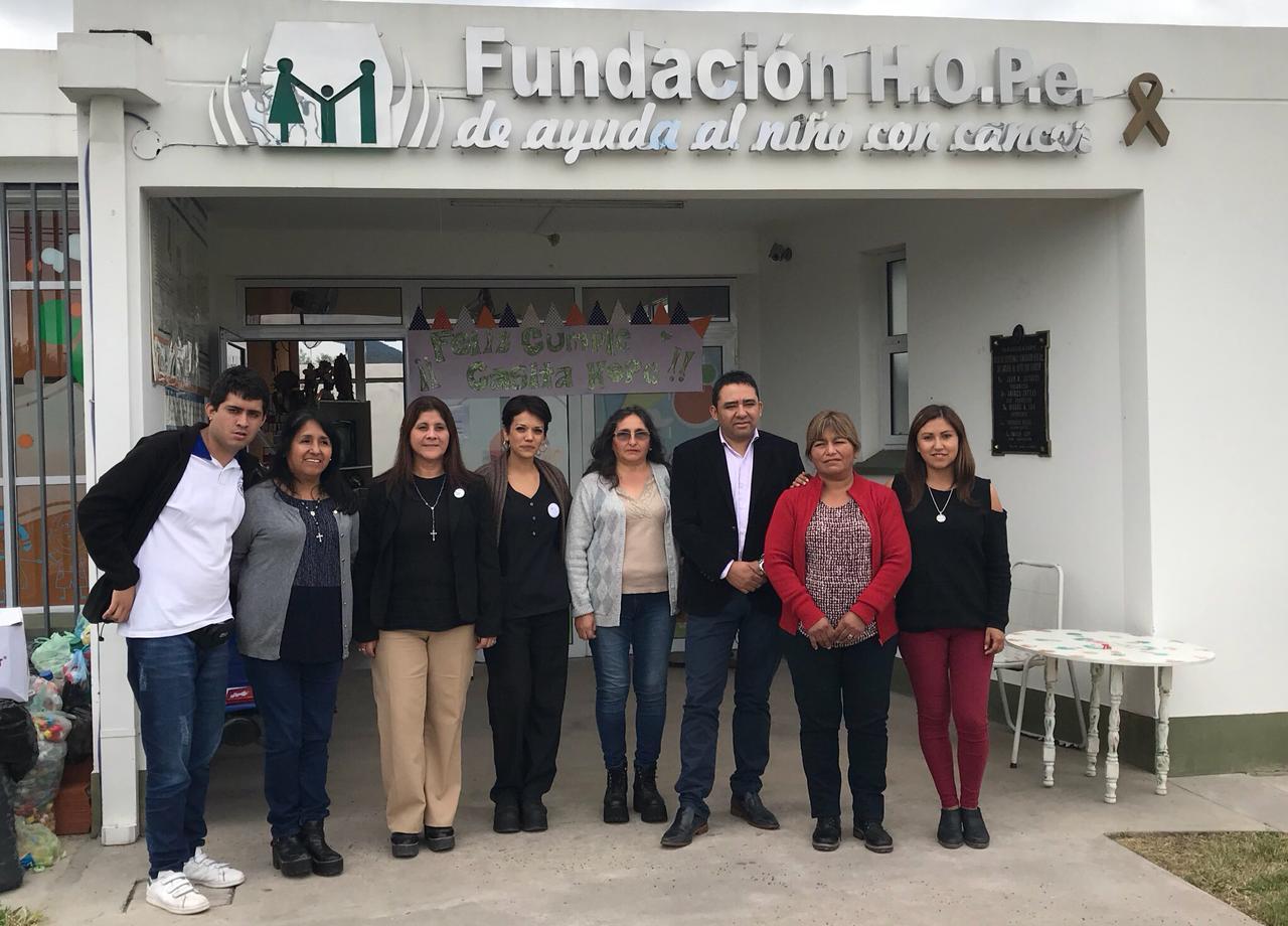 Fundación HOPe  y  el Consulado de Bolivia en Salta piden ayuda para Leandro Jaramillo