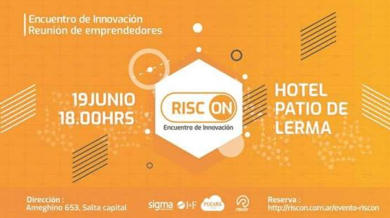 """"""" Riscon Pda"""" da inicio a sus actividades destinada a emprendedores salteños"""