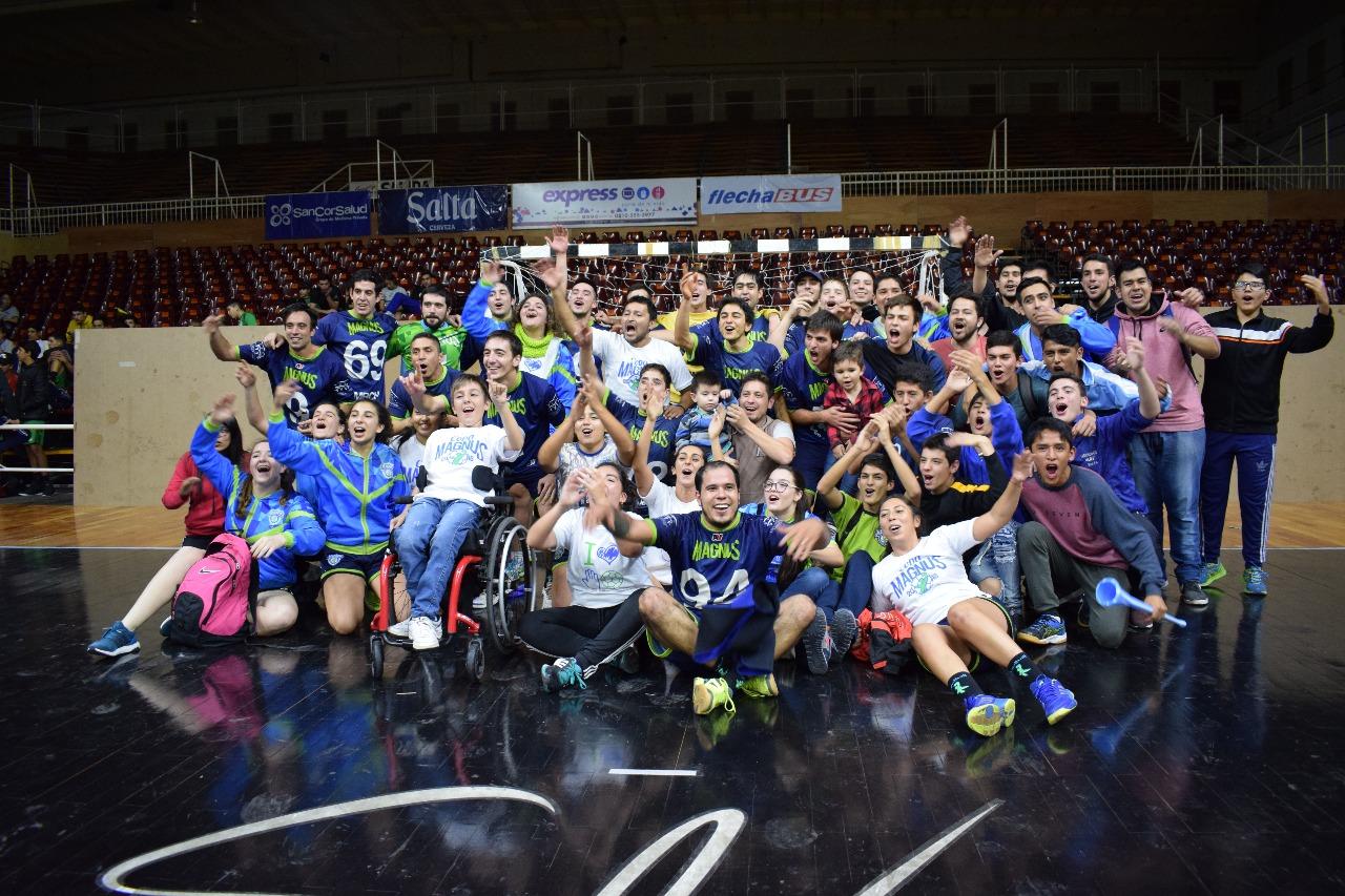 """Magnus y Larre campeones de la Copa Regional """"Provincia de Salta"""""""