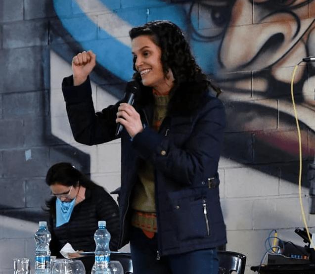 """#YoSoyLaVoz: """"Defender la vida NO solo es una cuestión de fe, la medicina, el derecho, la constitución y los tratados hablan y defienden la vida"""", dijo la Senadora Cristina Fiore"""