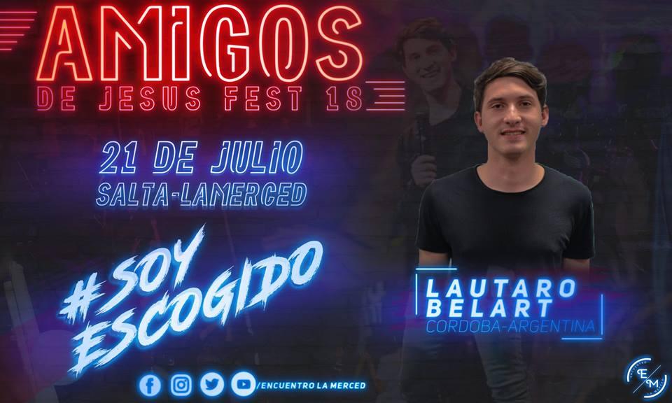 Fiesta #AmigosDeJesusFest 2018 se vivirá este fin de semana en La Merced