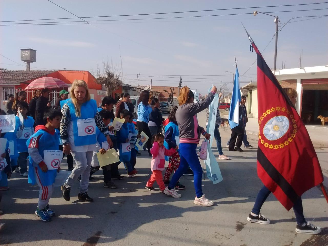 """""""Por una Argentina sin Chagas"""", el pedido de vecinos de la zona sudeste"""