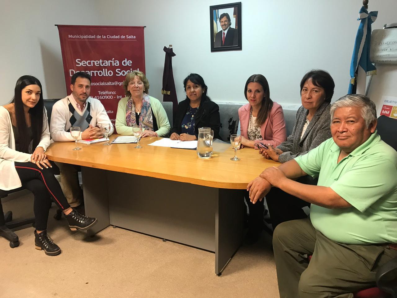 Fundación Nutrir Salta y la Municipalidad acompañarán a la mujer embarazada y al recién nacido