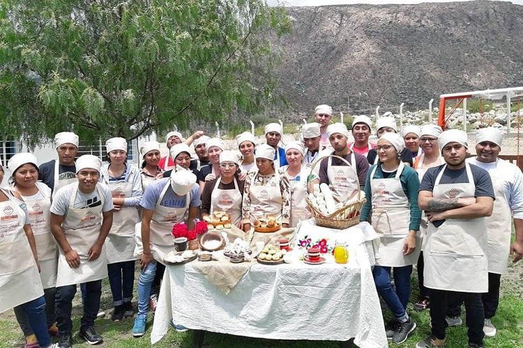 Alimendar implementa la formación profesional gastronómica en Cafayate