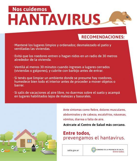 La limpieza de casas, patios y jardines sirven para prevenir hantavirus