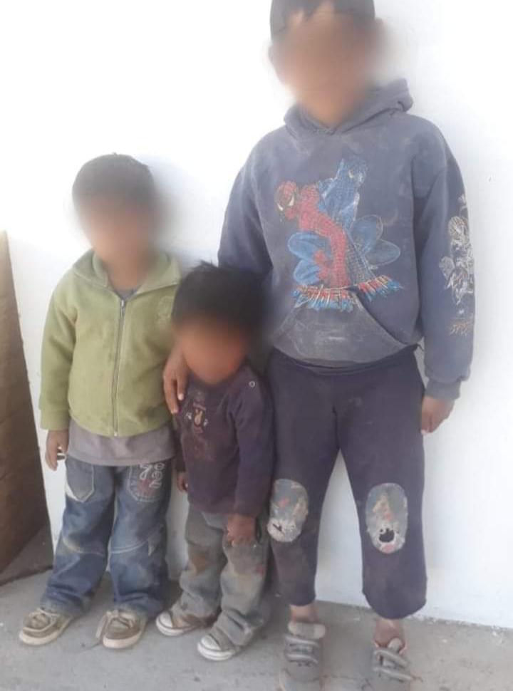 Solicitan la colaboración de ropa, calzado y materiales de construcción para la familia Rueda de la Localidad de La Paya – Departamento Cachi