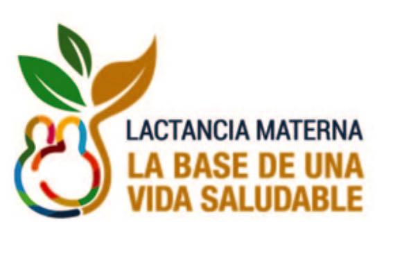 Del 1 al 7 de agosto se celebrará la Semana Mundial de la Lactancia Materna