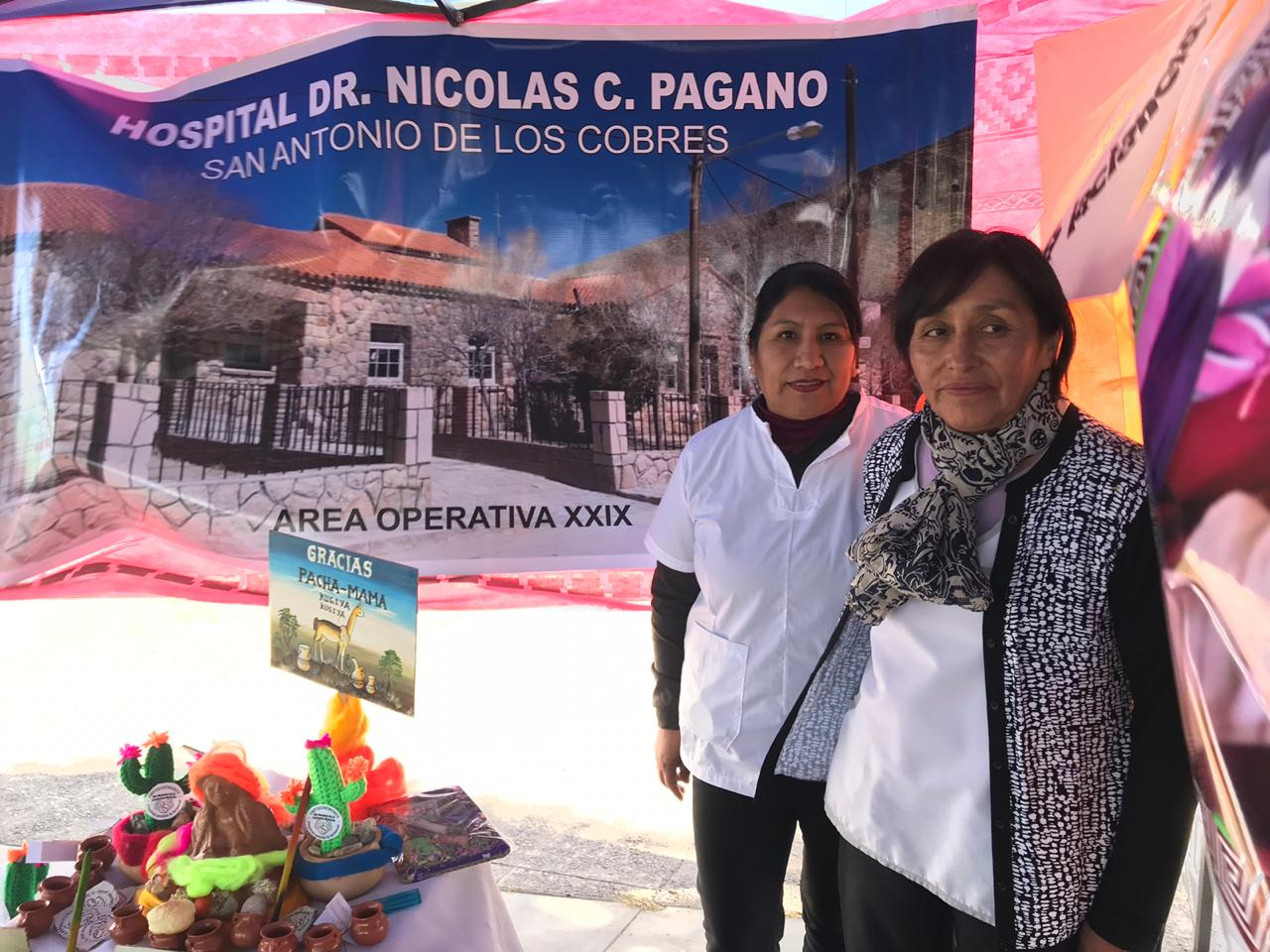 Comenzó la Semana de la Lactancia Materna en Salta
