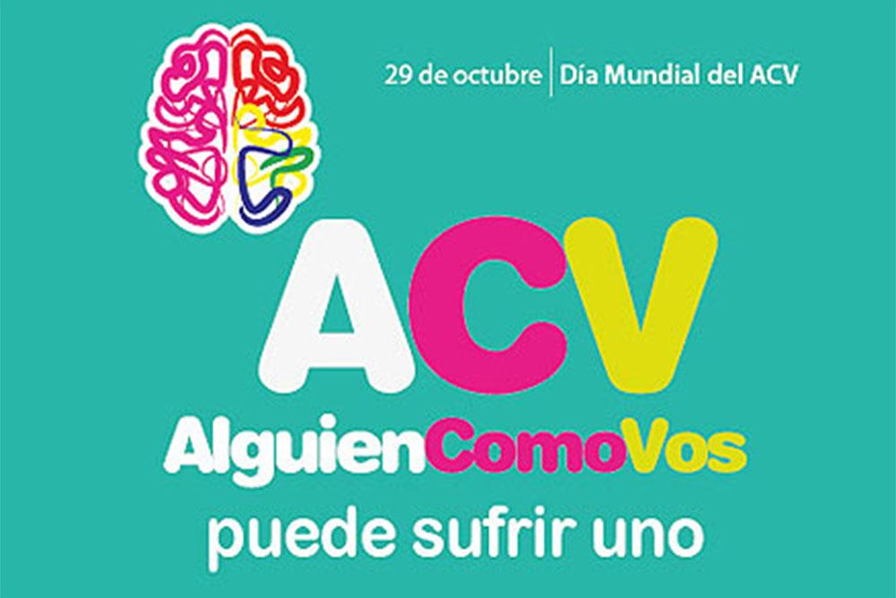 Es el Día Mundial de Lucha Contra el Accidente Cerebro Vascular