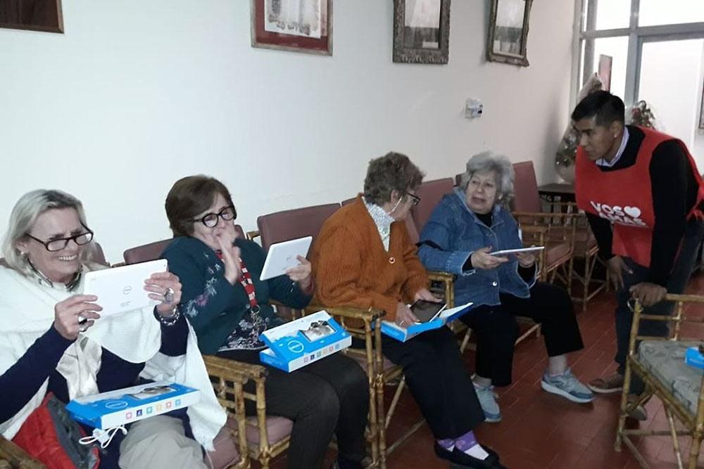 Convocan a voluntarios para participar en la campaña Soledad Cero