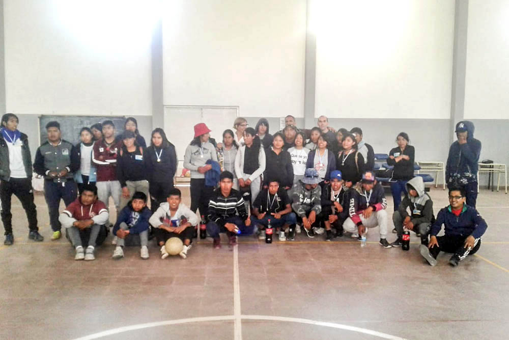 Chicos de la Puna salteña participarán en una actividad integradora en Chapadmalal